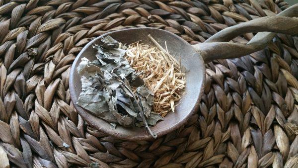 AYAHUASCA MIX Caapi + Chacruna 100% Organic